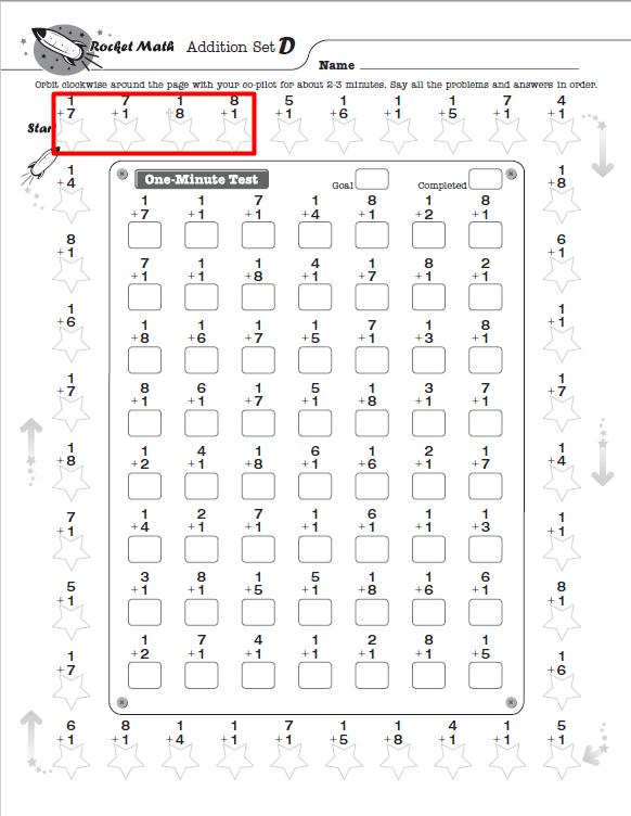 Addition S Through S Basic