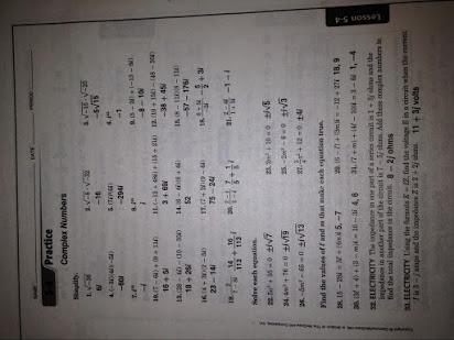 Mcdougal Littell Pre Algebra Practice Workbook Answer Key