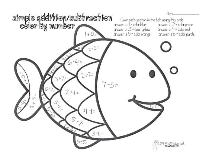Addition Math Coloring Nd Grade Fun Worksheets For Bonanza