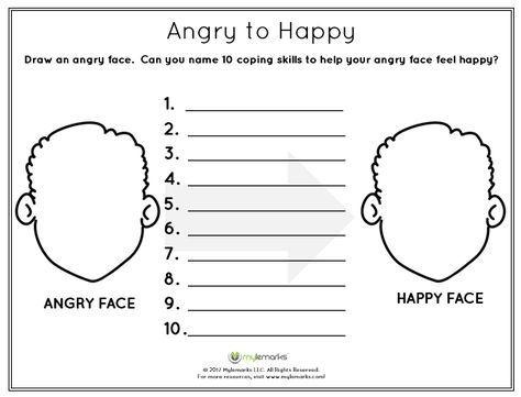 Anger  Coping Skills  Anger Management  Children