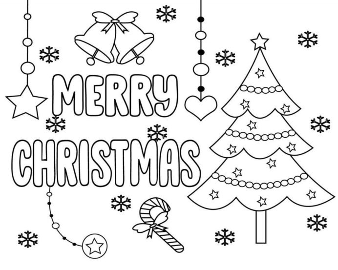 Christmas Coloring Pin On Free Sheets Colouring For Worksheets