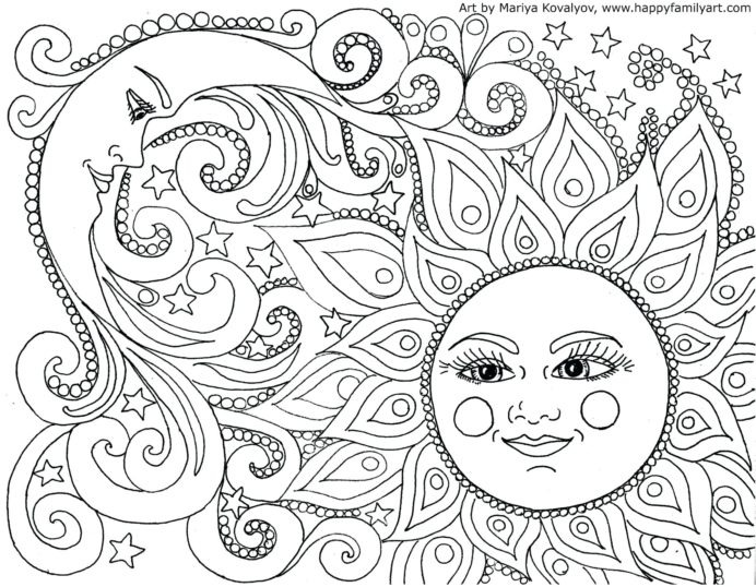 Coloring Book Free Coloringages For Colour By Number Worksheets