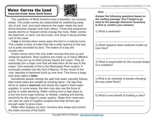 Coloring Pages  Th Grade Readingets Coloring Pages Comprehension