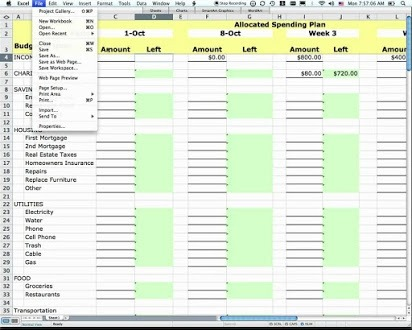 Dave Ramsey Fpu Forms