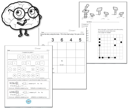 Free Critical Thinking Skills Worksheets And Workbooks