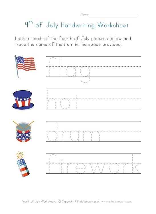 Free Th Of July Printables For Kids Roundup Of  Pages