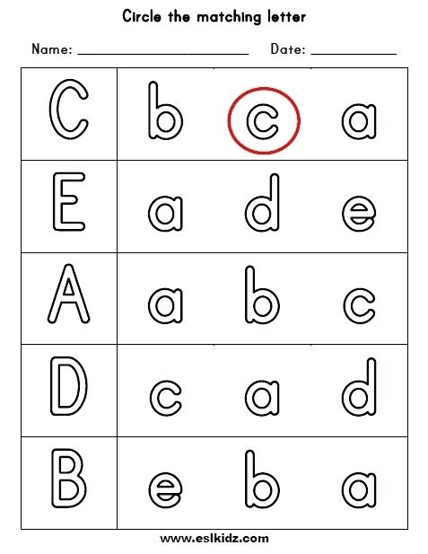 Jolly Phonics Worksheets Alphabet And