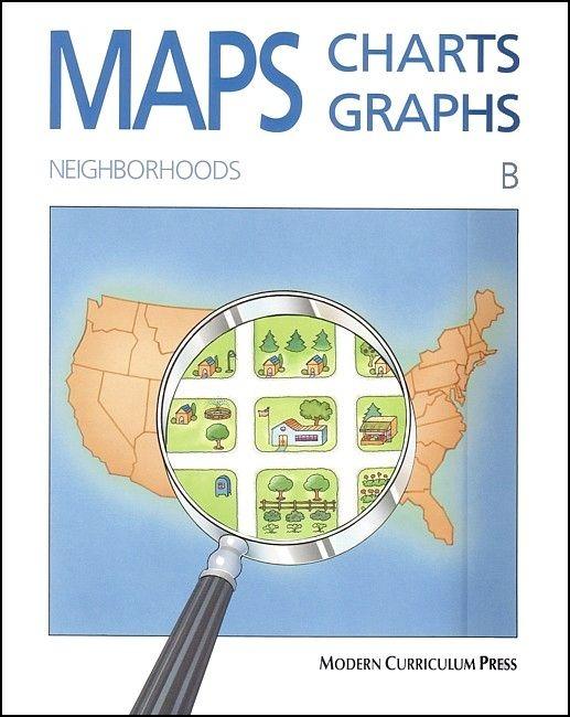 Maps  Charts  Graphs Level B