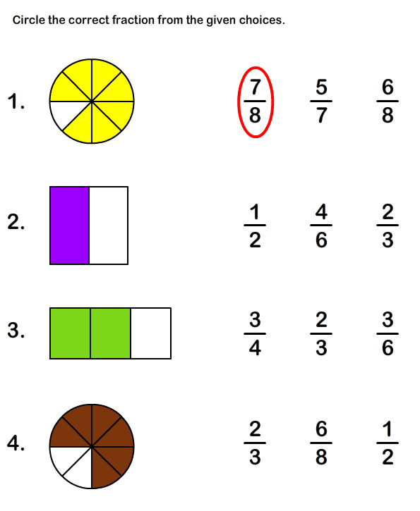 Math Worksheets  Grade