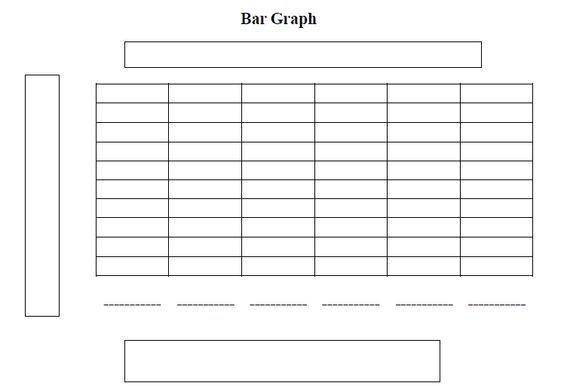Printable Bar Charts