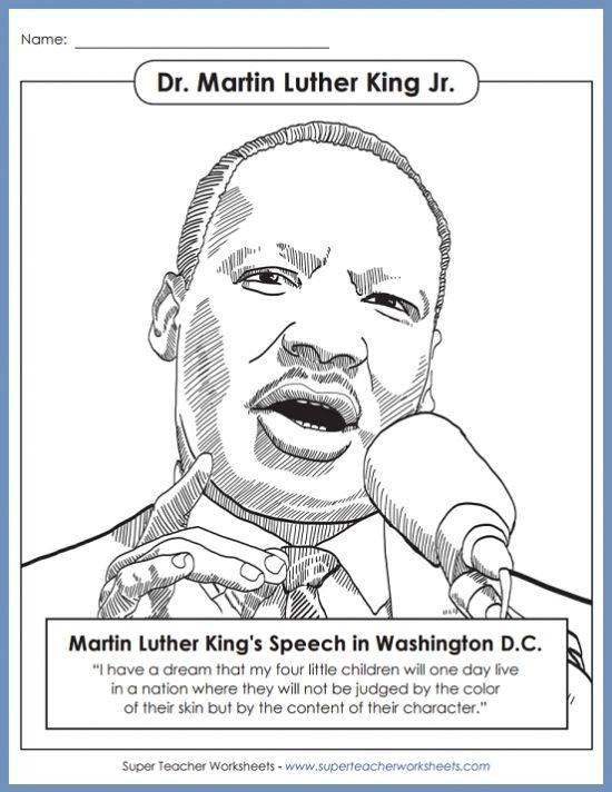 Remember Martin Luther King  Jr With Themed Activities  Including