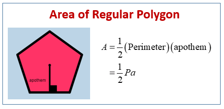 Area Of Polygons Examples  Solutions  Worksheets  Videos  Activities