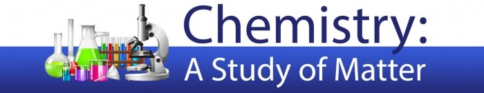 Chemistry A Study Of Matter