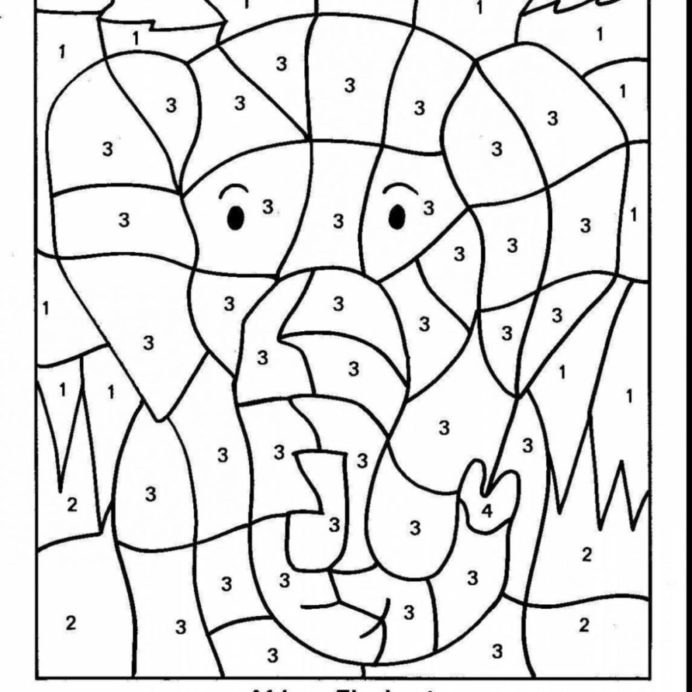 Coloring Math Worksheets St Grade Free Th Printable For