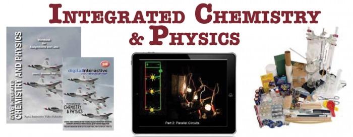 Dive Homeschool Chemistry