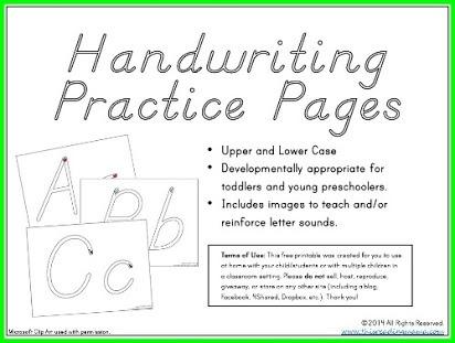 Free Dnealian Handwriting Font