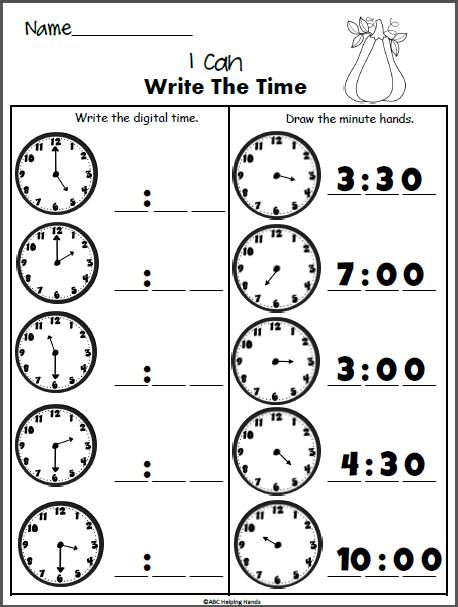 Free Fall Time Worksheet