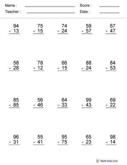 Free Printable Worksheets For Th Grade Worksheet St Math St