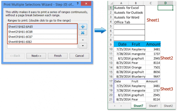 How To Print Areas  Selection  And Entire Workbook In Excel Quickly