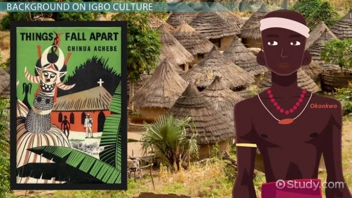 Igbo Culture In Things Fall Apart Examples   Quotes