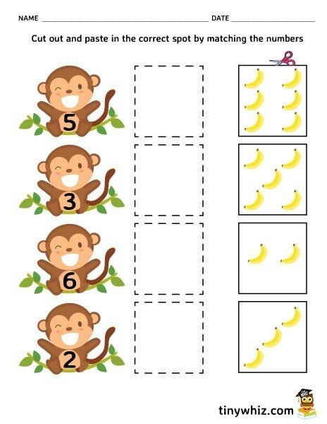 Pin Em Free Printable School Worksheets For Kids