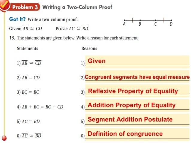 Reasoning In Algebra And Geometry