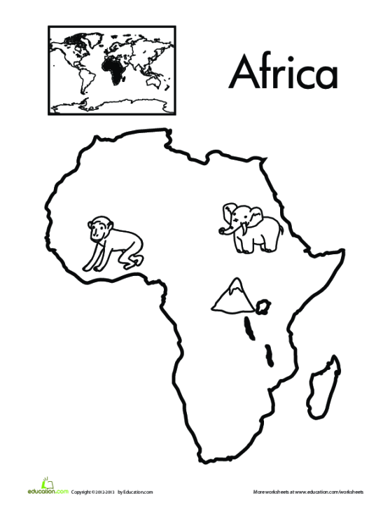 The Seven Continents A Geography Lesson