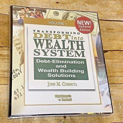 The Wealth Builders Blue Print  Cd   Dvd Set