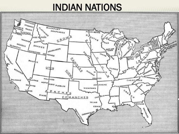 Us Westward Expansion Fourth Grade Social Studies Indian Nations