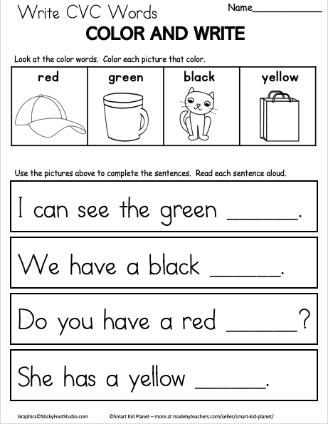Worksheet  Worksheet Free Printable Kindergarten Writing