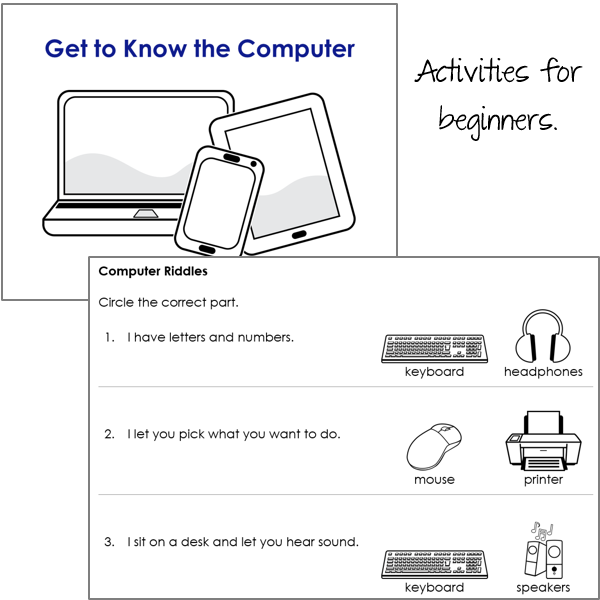 Computer Lessons For Beginners  Computer Lessons For Elementary