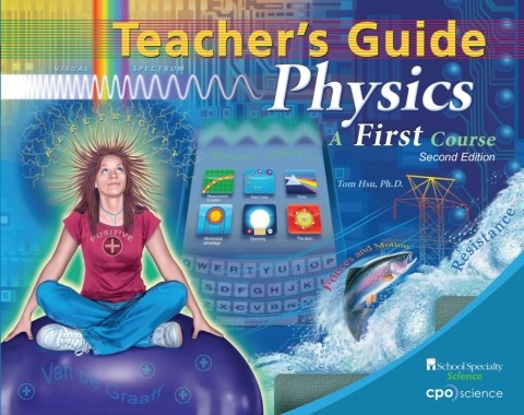 Cpo Science Teachers Guide Physics A First Course Pages