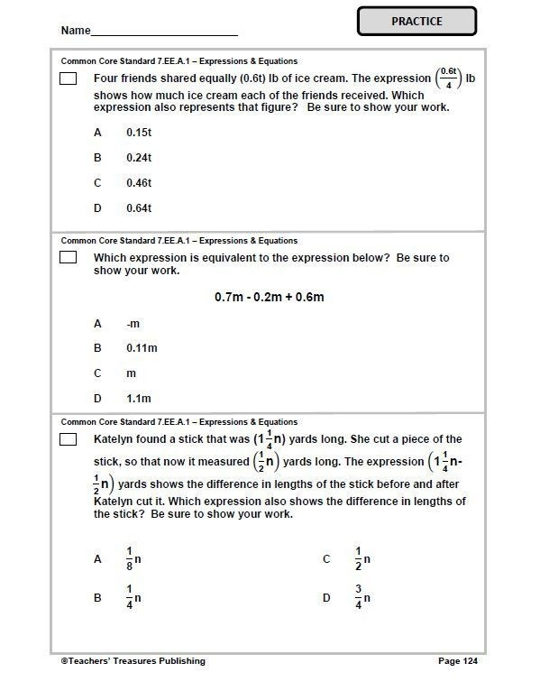 Dc Heath And Company Math Worksheets Answers Worksheet Rates