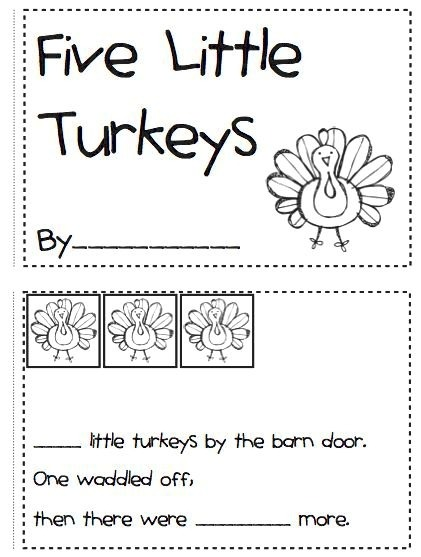 Free Thanksgiving Worksheets Include Math Language Arts And