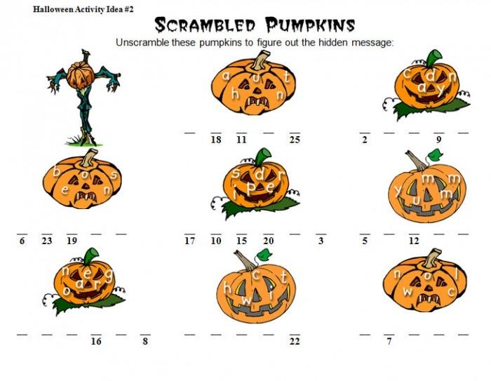Halloween Math Worksheets Activities Game Time Fun Halloween