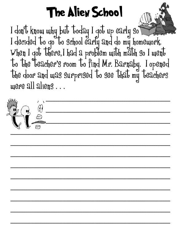Nd Grade Writing Worksheets Creative English For Th Math