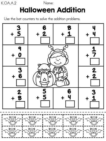 Pin On Early Childhood Math Prek