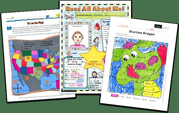 Scholastic Th Grade Social Studies Worksheets