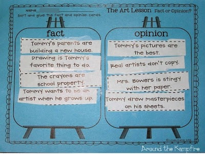 Teaching With Tomie Depaola Books Part  The Art Lesson   Tonys