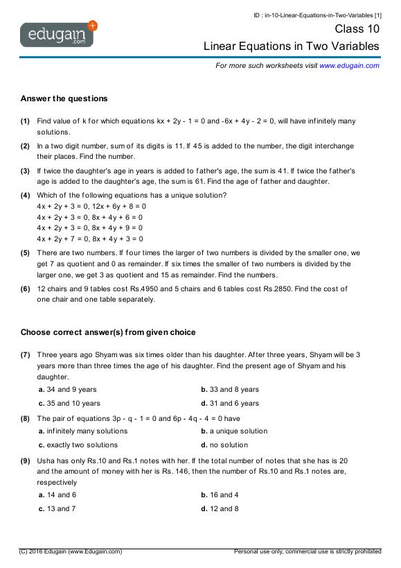Amazing  On  Maths Worksheets Image Inspirations  Jaimie Bleck