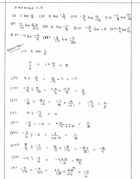 Extraordinary Grade  Math Worksheets On Rational Numbers