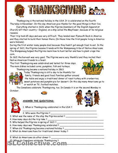 Free Thanksgiving Printable Activities For Kids Alilily
