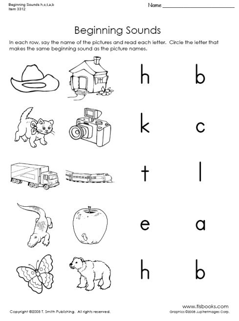 Fun Activities For Nd Graders Phonic Letter Sounds Worksheets