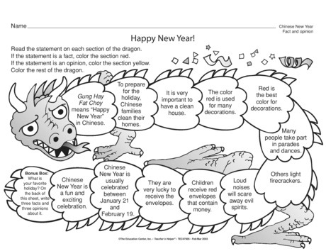 Happy New Year Lesson Plans The Mailbox Lg Chinese