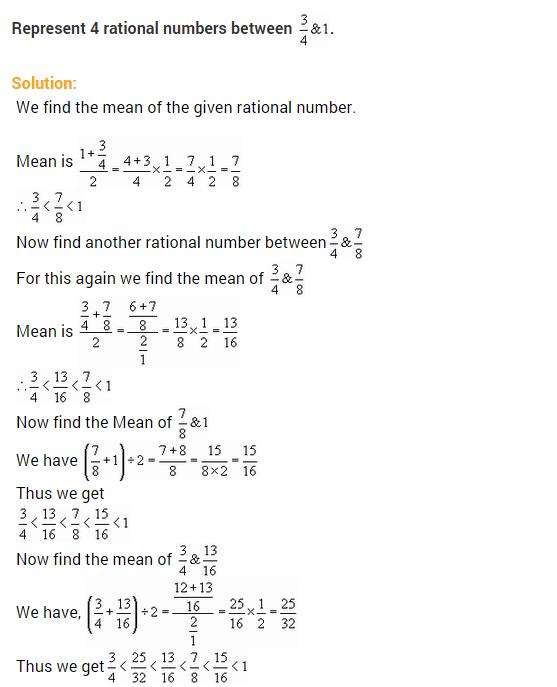 Rational Numbers Worksheet Grade