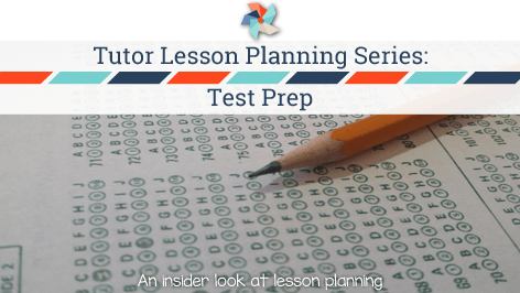 Tutor Lesson Planning Series Act  Sat   And Psat