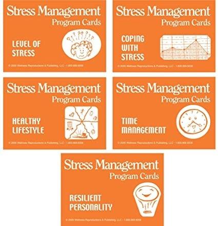 Amazoncom Wellness Reproductions   Publishing The Stress