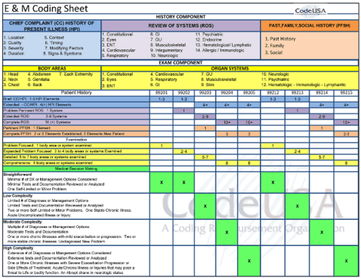 Awesome Medical Coding Practice Worksheets  Jaimie Bleck