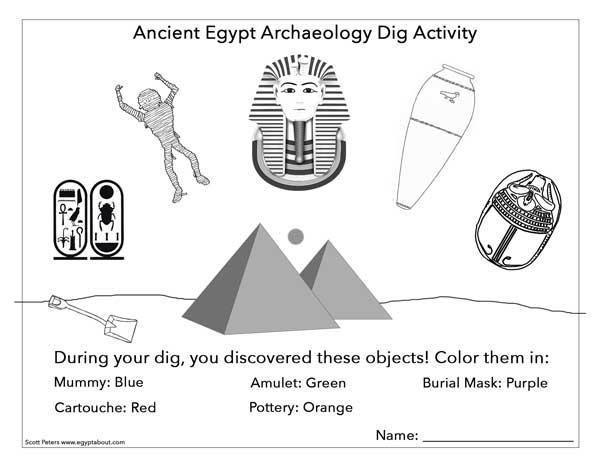 Fantastic Ancient Egypt Worksheets Image Inspirations