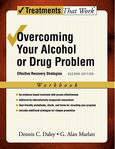 Amazoncom Overcoming Your Alcohol Or Drug Problem Effective